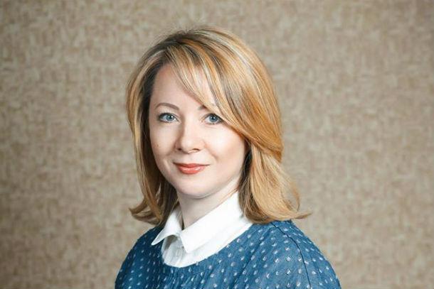 Мария Кульбицкая, директор Фонда поддержки малого предпринимательства Фото из личного архива Марии Кульбицкой