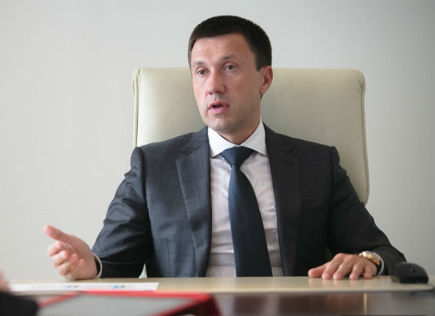 Глава МУГИСО Алексей Пьянков  Фото ФедералПересс