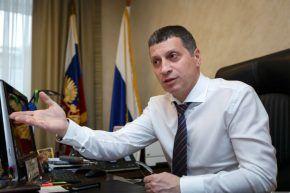 Министр физической культуры, спорта и молодежной политики Свердловской области Леонид Рапопорт  Фото с сайта ura.ru