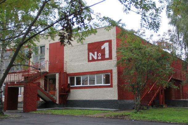 Прошлым летом отремонтировали школу №1 Фото из архива редакции