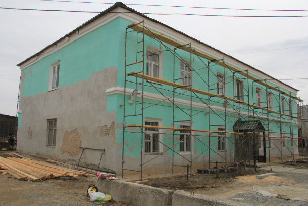 """Дом №11 в совхозе """"Первоуральский"""" Фото Анны Неволиной"""