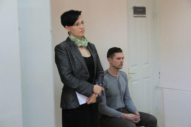 Юлия Королёва не признает свою вину. Она твердо намерена добиться справедливости Фото Анны Неволиной