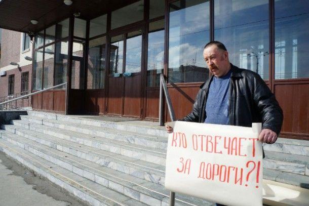Владимир Терехов Фото Анны Неволиной