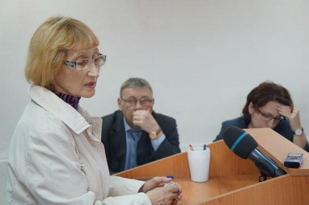 Галина Фадеева Фото из архива редакции