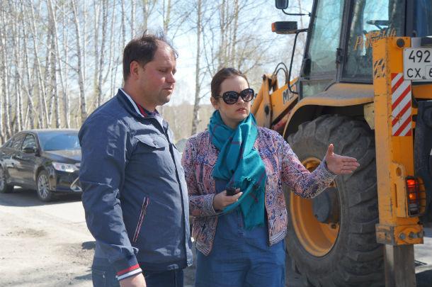 Юрий Прохоров, начальник МПО ЖКХ Фото Ольги Хмелевой