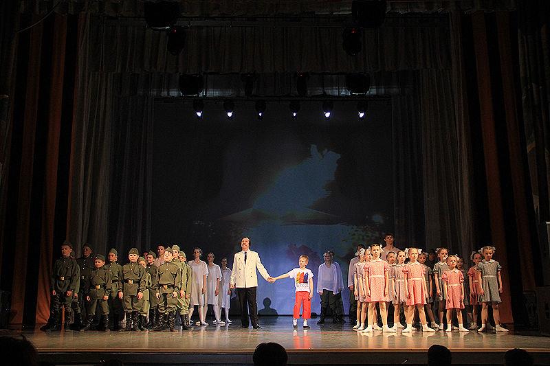 В Первоуральске состоялась премьера данс-спектакля