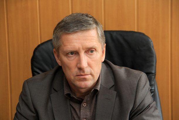 """Валерий Хорев, директор """"Водоканала"""" Фото Анны Неволиной"""