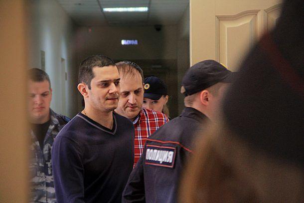 Андраник Малхасьян и Дмитрий Колотовкин