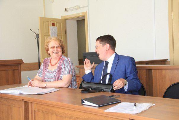 Адвокаты Татьяна Будкевич и Сергей Исаев