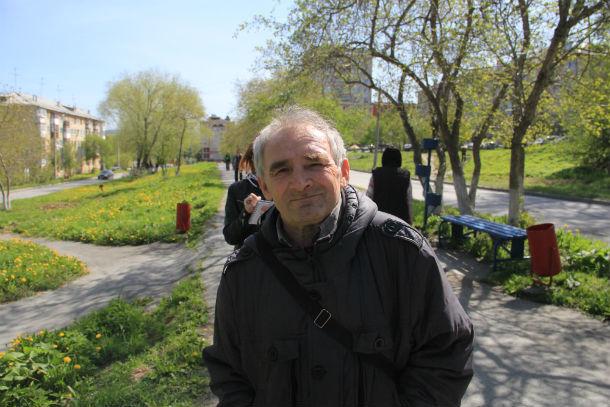 Николай Дедов  Фото Анны Неволиной