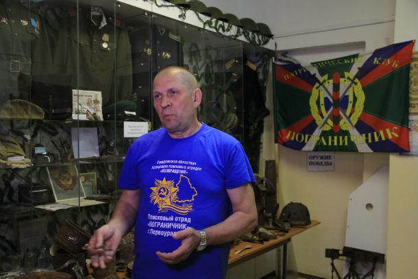 Александр Демидов рассказал о том, как в этом году прошла Вахта памяти  Фото Анны Неволиной