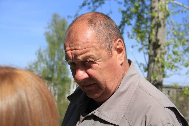 Сергей Иванов  Фото Анны Неволиной