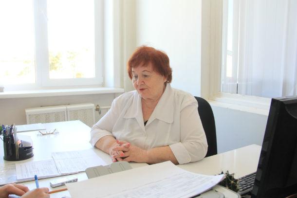Галина Киселева очень ответственно относится к своей работе  Фото Анны Неволиной