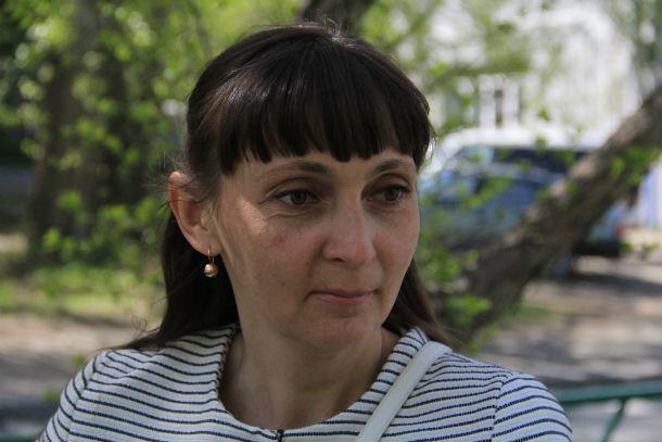 Надежда Куренных  Фото Анны Неволиной
