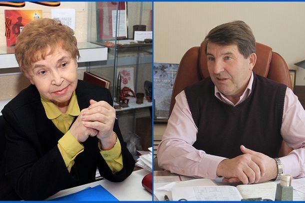 Альбина Филатова и Михаил Мальцев