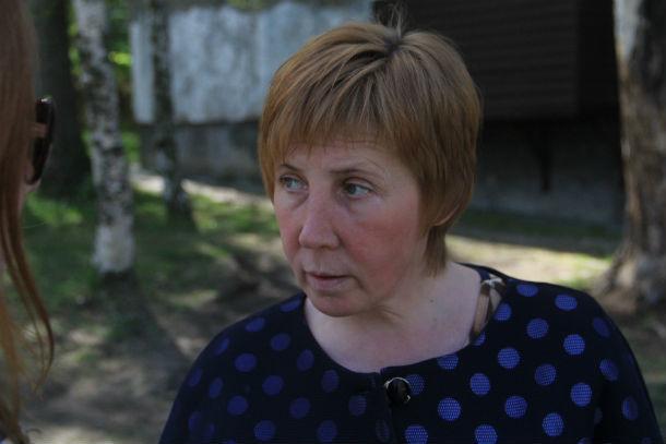 Галина Сафуллина  Фото Анны Неволиной