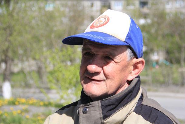 Александр Семенов  Фото Анны Неволиной