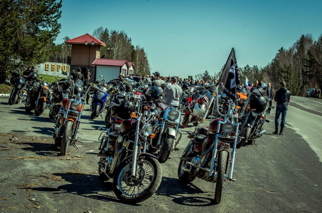 15 лучших фото с открытия байкерского сезона в Первоуральске