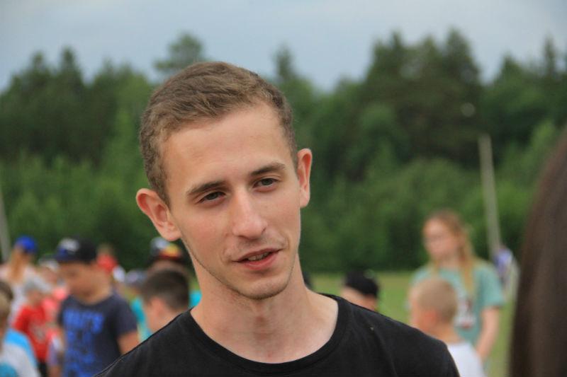 Максим Салимзянов