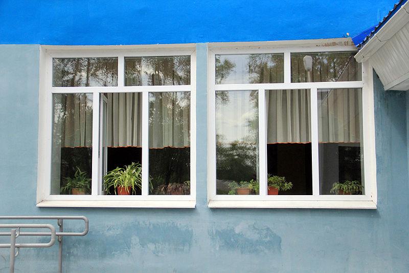 Новые окна Фото Анны Неволиной