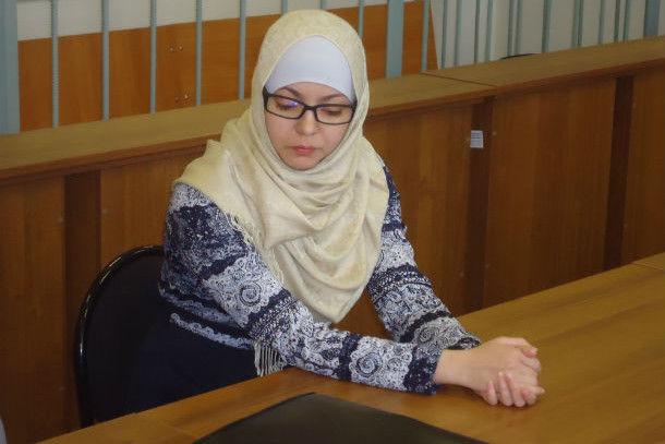 Эльвира Султанахметова Фото из архива редакции