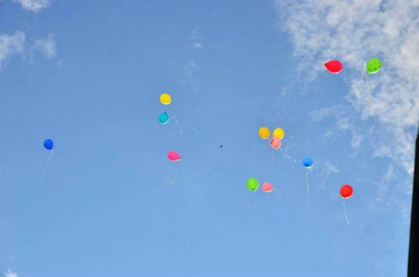 Первоуральцы отметили День молодежи. Фоторепортаж
