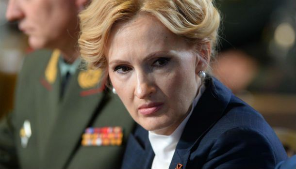 Ирина Яровая  Фото yandex.image