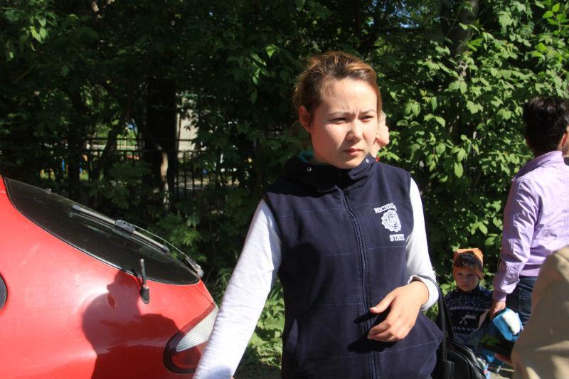 Айлита Стахова Фото Анны Неволиной