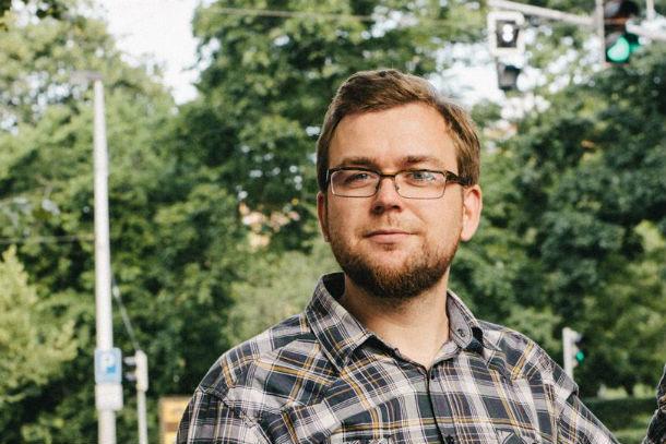 Антон Ширяев, журналист