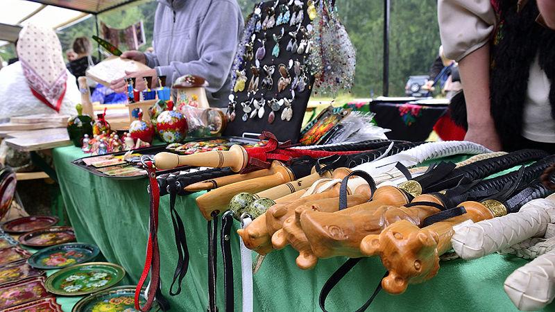 Первоуральцы приняли участие в VI международном турнире косарей в Арти