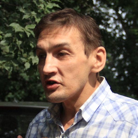 Дмитрий Гасюк, рабочий