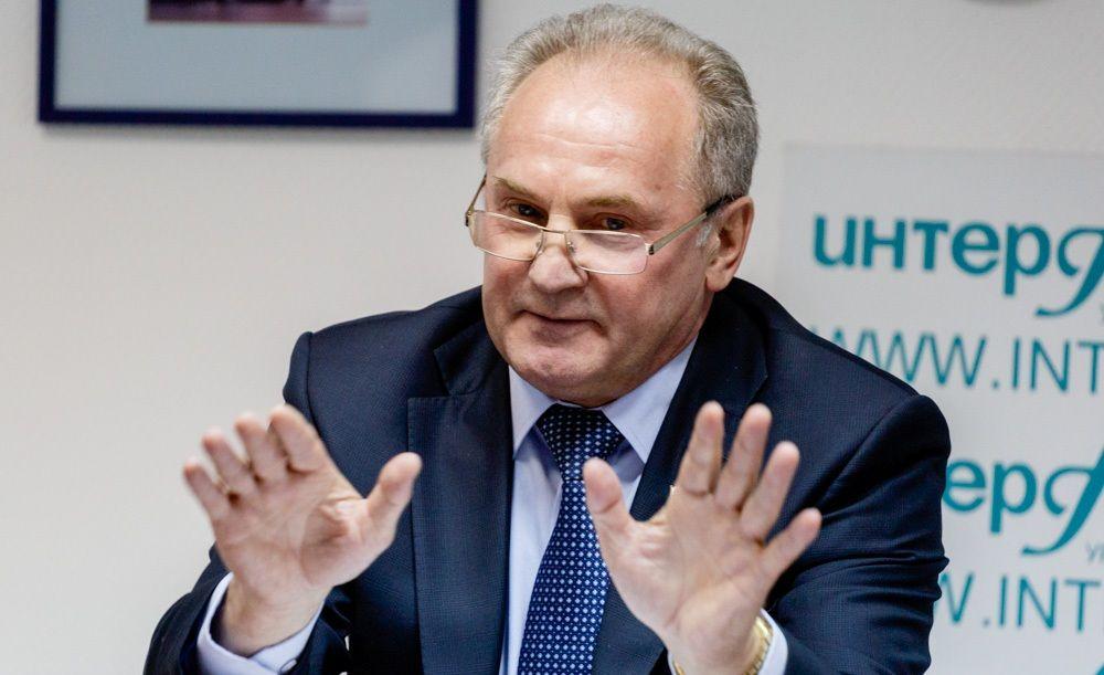 Николай Езерский Фото с сайта justmedia.ru
