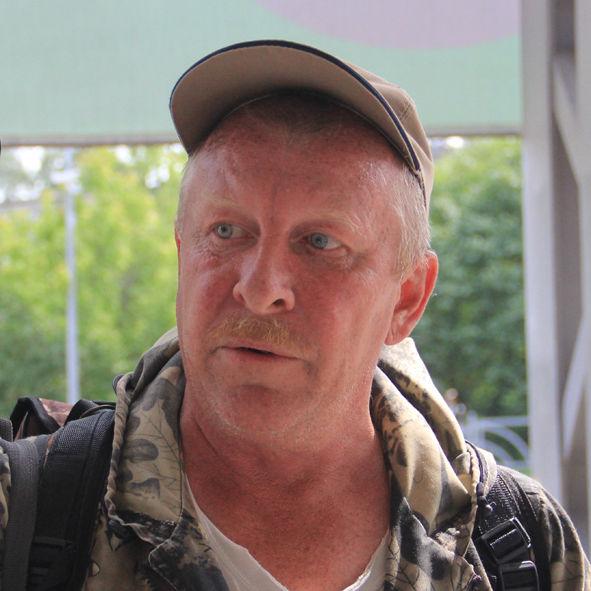 Геннадий Гаврилов, пенсионер