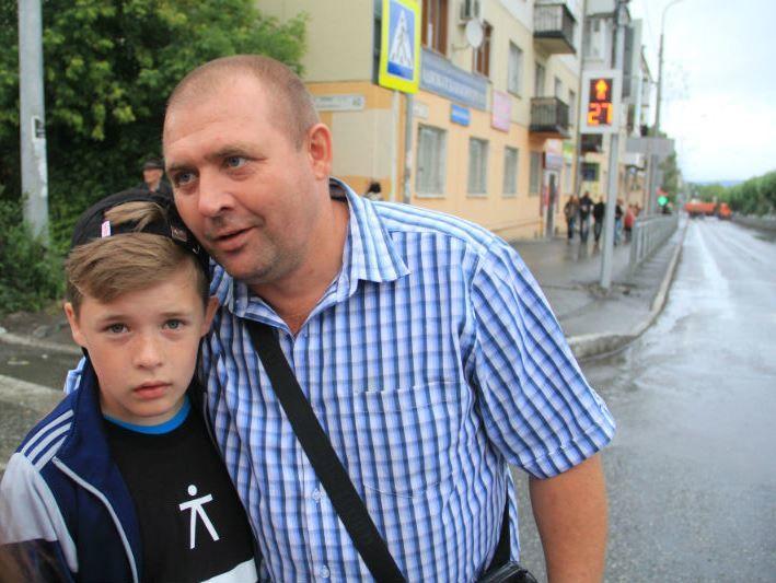 Андрей Соловьев справа Фото Анны Неволиной