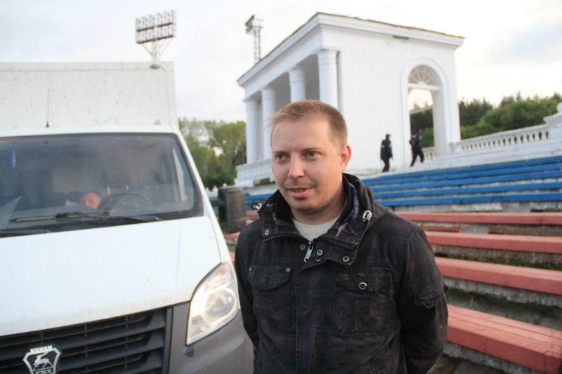 Иван Губанов Фото Анны Неволиной
