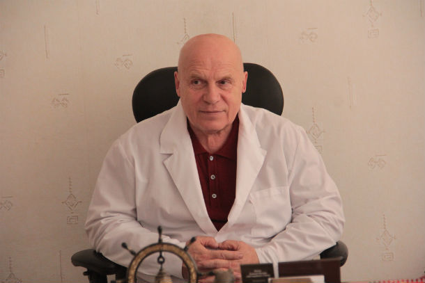 Александр Цедликин Фото из архива редакции