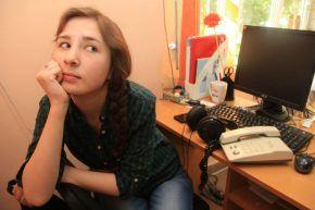 Журналист Елена Шарипова