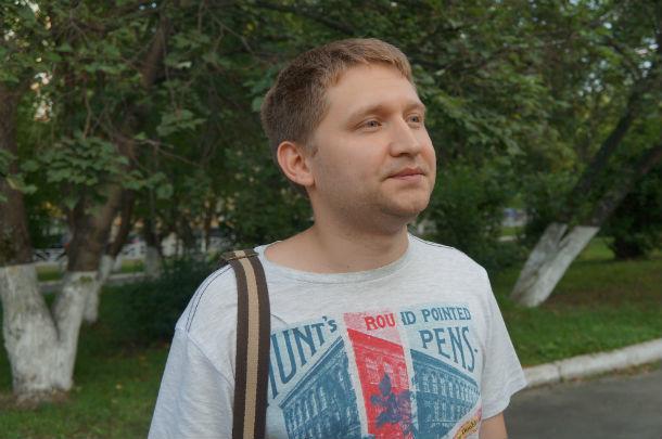Вячеслав Кочев Фото Анны Неволиной