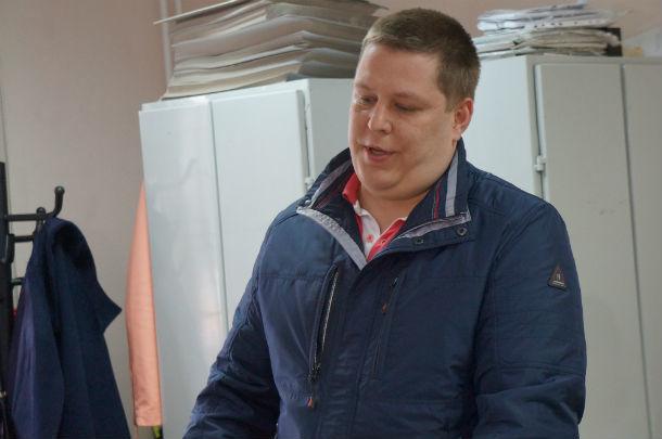 Вячеслав Пономарев Фото из архива редакции