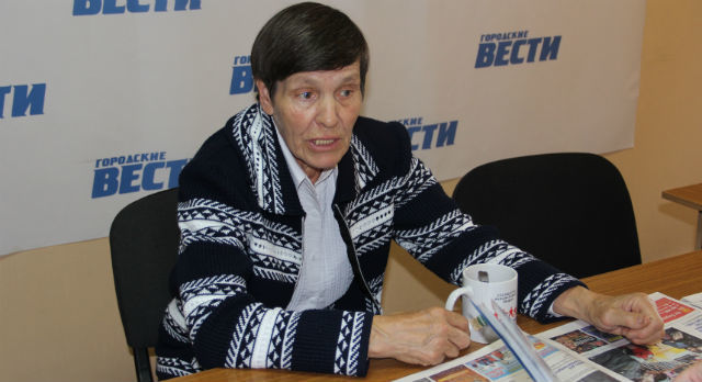 Галина Парфенова