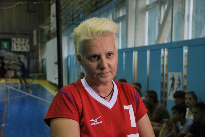 Эльвира Захарова