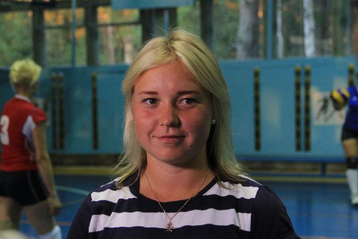 Алена Тарбеева