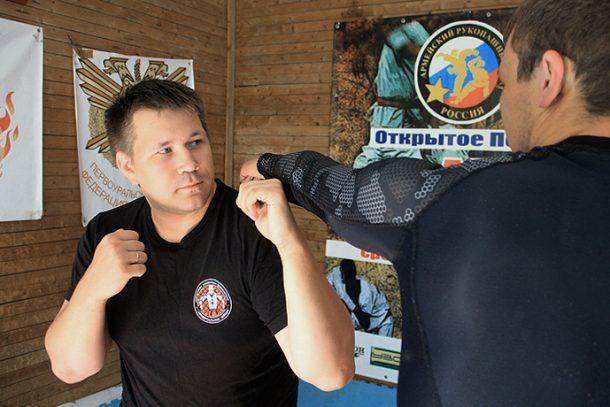 Михаил МахневФото Анны Неволиной