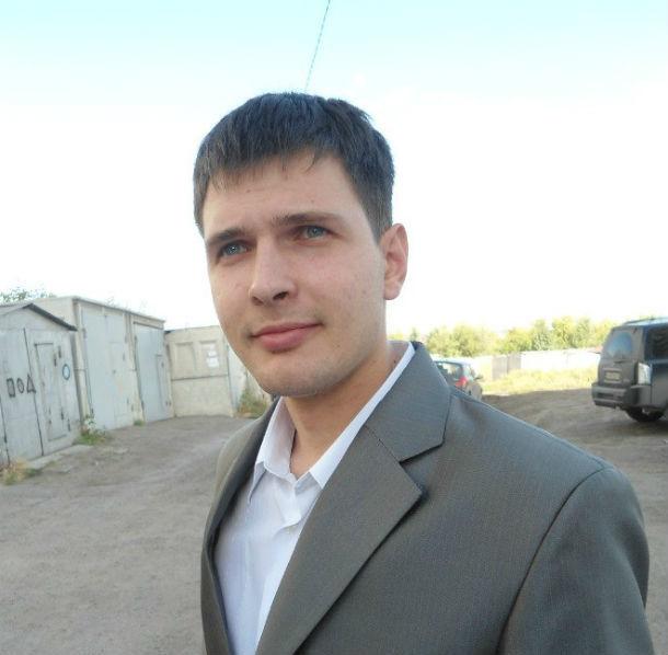"""Максим Берняев Фото из соцсети """"ВКонтакте"""""""