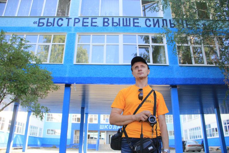 Константин Деянов Фото Анны Неволиной