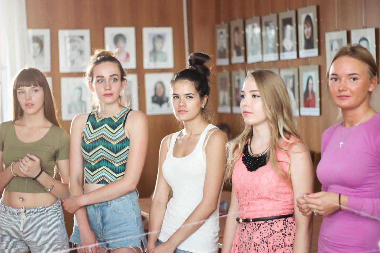 У конкурсанток «Красы России» в Первоуральске началась активная подготовка. Фото