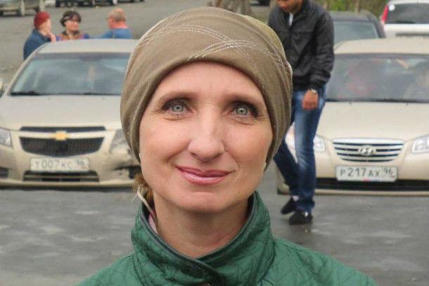 Елена Красулина Фото из архива редакции