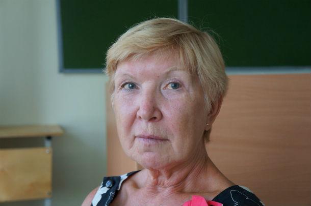 Галина Мясникова Фото Ольги Хмелевой