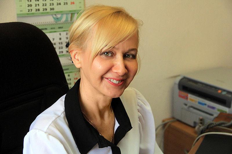 Ирина Ильина Фото из архива редакции
