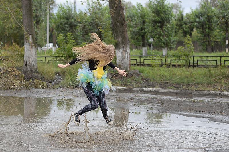 Фото победителя фотокросса Ольги Стаховой